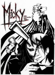 Portada de Micky