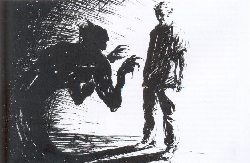 Los hombres sombra | Oda a la Ironía