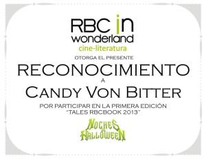 RECONOCIMIENTO candy