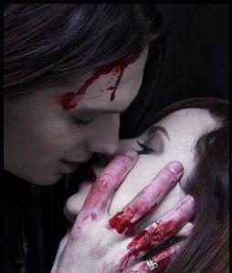 Beso sangriento